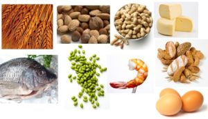 Rodzaje alergii pokarmowych raz jeszcze