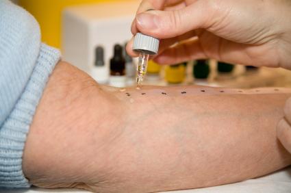 Alergia pokarmowa testy