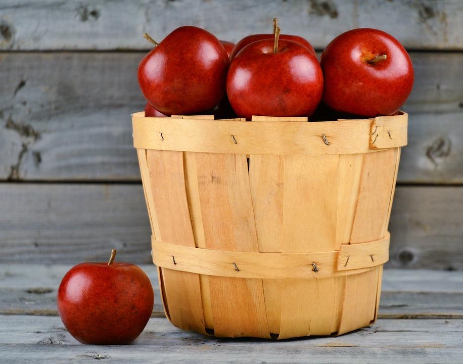 Drogocenne jabłka