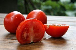 alergia na pomidory