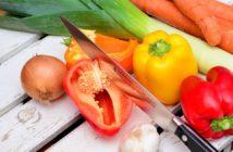 alergia na warzywa