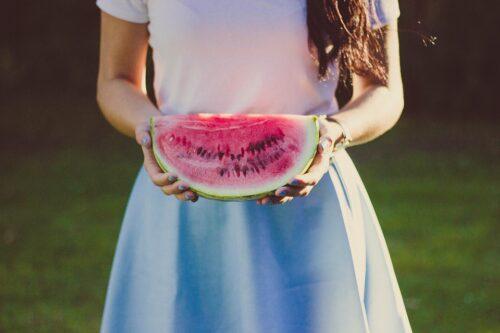 Zdrowy arbuz