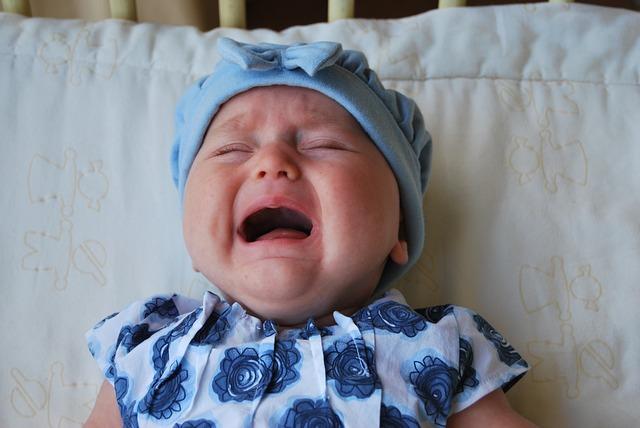 Problemy gastryczne u niemowlaków