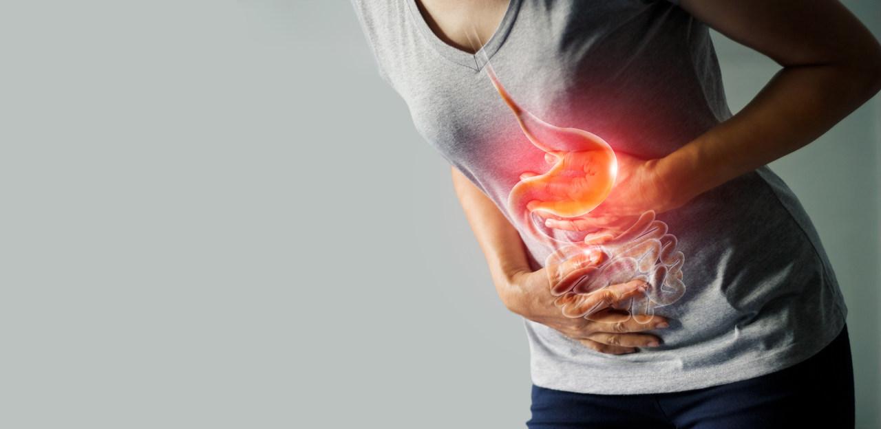 wrzody żołądka